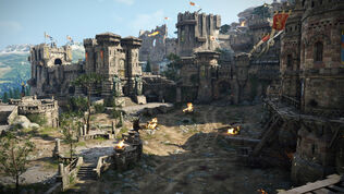 For Honor Citadel Gate