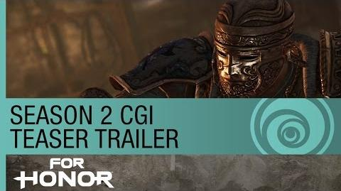For Honor Trailer- Season 2 CGI Teaser