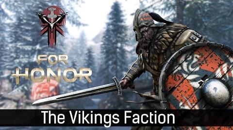 For Honor - The Vikings Faction trailer-0