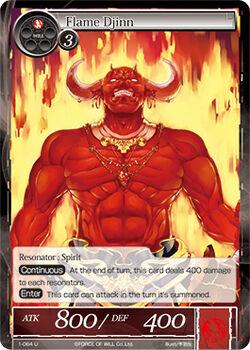 Flame Djinn-0