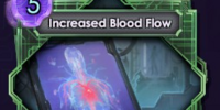 Increased Blood Flow