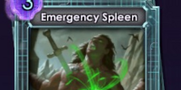 Emergency Spleen