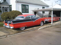 Red Fords
