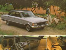1981 Ford Falcon in Argentina