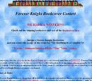 Forever Knight Bookcover Contest
