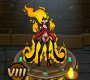 Vulcania, Sister Of Prometheus