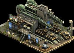 Battle Tank Factory