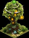 Lichen Lamp