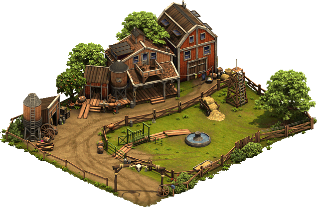 Forge Of Empires Polish Buildings