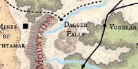 Dagger Falls