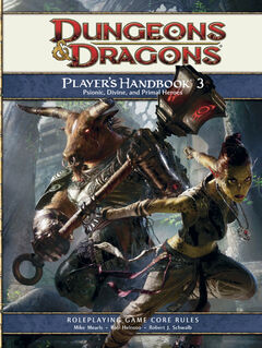 Players Handbook 3 cover