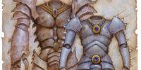 Sharkskin armor