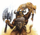 Thayan gladiator
