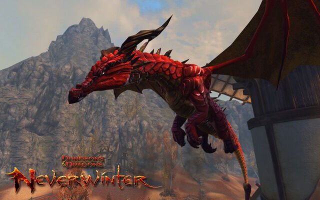 File:Pseudodragon Pet in Neverwinter MMO.jpg