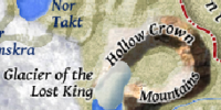 Hollow Crown Mountains