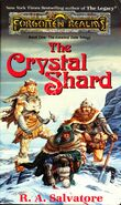 Crystal shard cover