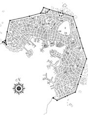 Baldur's-Gate-city-map