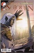 Sojourn comic issue 1 cover