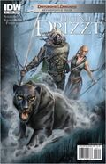Neverwinter Tales Issue 3 cover A