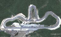 Circuit de Dijon-Prenois Earth