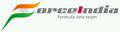 Force India (Schriftzug)