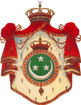 Coat of Arms of the Kingdom of Egypt