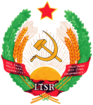 Coat of Arms of the Lithuanian SSR