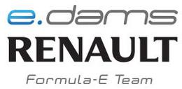 E dams Renault logo
