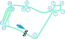 Moscow Layout