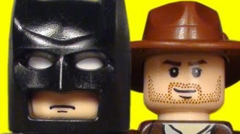 The Lego Batman & Indiana Jones Movie 3