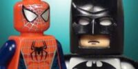 Lego Batman - The Spider-Man Team-Up!