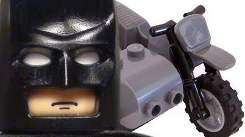 Lego Batman - The Sidecar