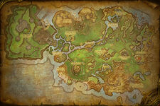 Nagrand Map WoD EN