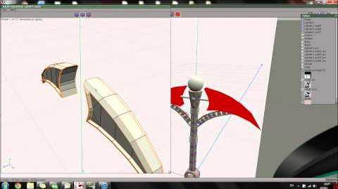 FortressCraft The Making of - Neoteric Axe