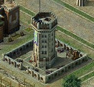 Sentry Tower 1