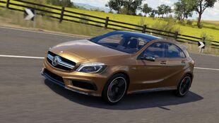 Mercedes-Benz A 45 AMG in Forza Horizon 3
