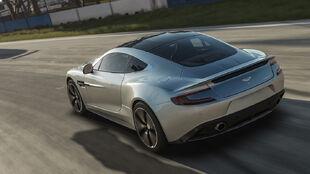 Aston Martin Vanquish in Forza Motorsport 5