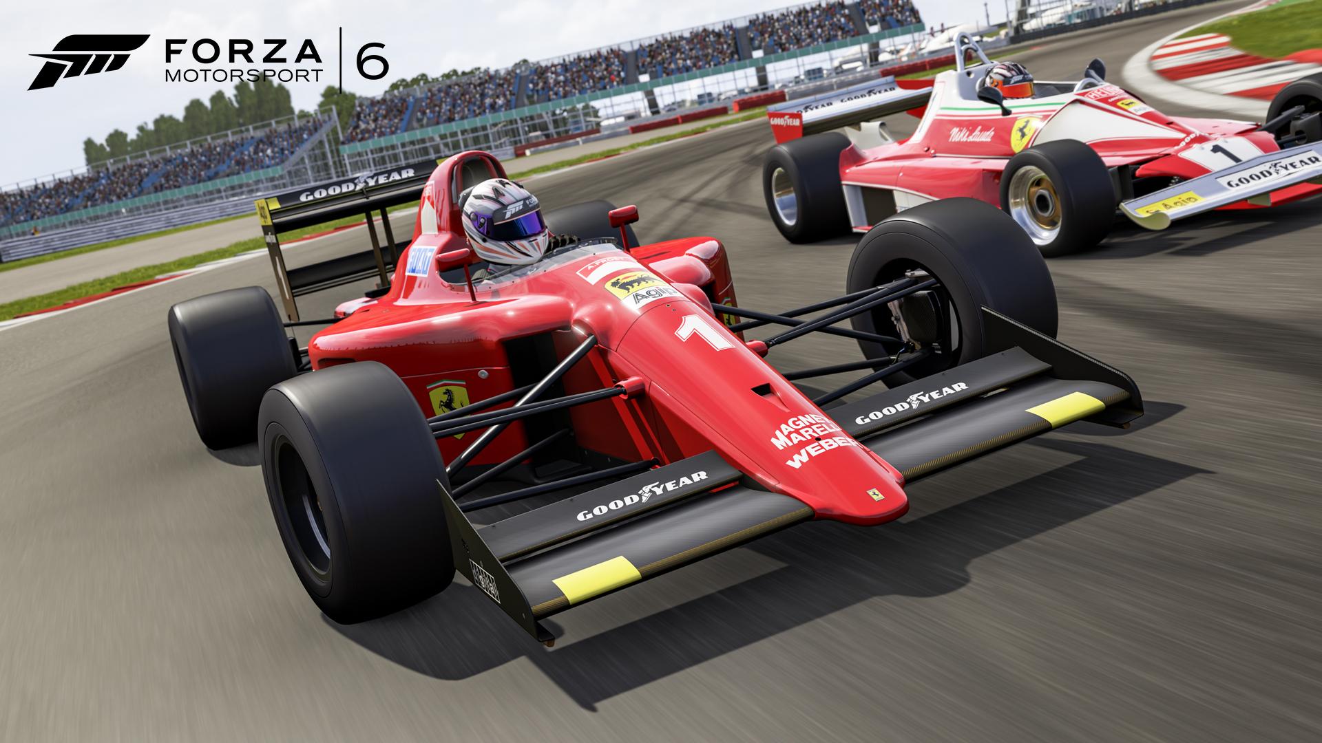 Ferrari 1 Scuderia 641