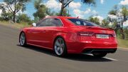 FH3 Audi RS5-Rear