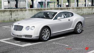 2004 Bentley Continental GT in Forza Motorsport 4
