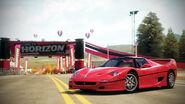 FH Ferrari F50