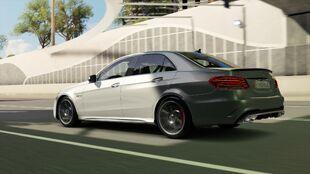 Mercedes-Benz E 63 AMG in Forza Horizon 3