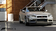 FM5 Nissan SkylineGTR-R34