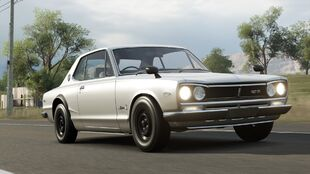 Nissan Skyline 2000GT-R in Forza Horizon 3