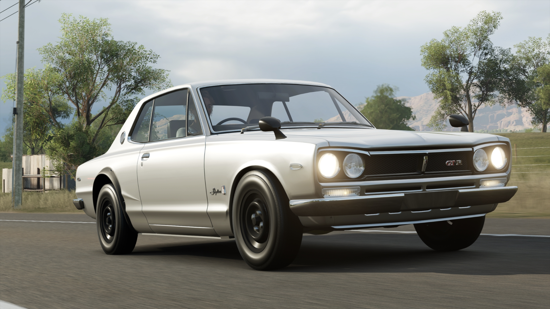 Nissan Skyline 2000gt R Forza Motorsport Wiki Fandom