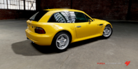 2002 Z3 M Coupe