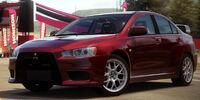 2008 Lancer Evolution X GSR