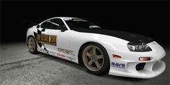 2002 Toyota Top Secret 0-300 Supra