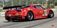 2011 62 Risi Competizione F458 Italia