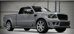 2008 saleen s331 supercab